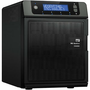 WD Sentinel™ DX4000 12 TB Small Office Server