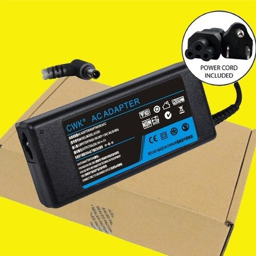 AC Adapter For LG Flatron E2360V-PN E2360VT LED Monitor Powe