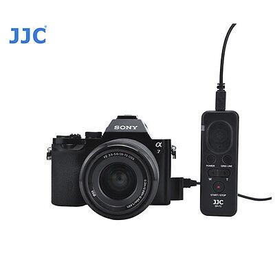 JJC SR-F2 Remote Commander Control Sony RM-VPR1 camera  A6500 A7 A7R A7RII sr-f2