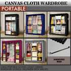 Canvas Wardrobes