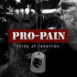 Pro-Pain - Voice of Rebellion - CD NEU