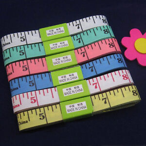 Soft-Ruler-Sewing-Tailor-Body-Measuring-Measure-Tape-Flexible-Rule-HJ413