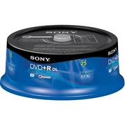 Sony DVD R DL