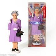 Winkende Queen