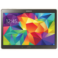 Tablette 10,5 po 16Go Android 4.4 Galaxy S de Samsung $ 399