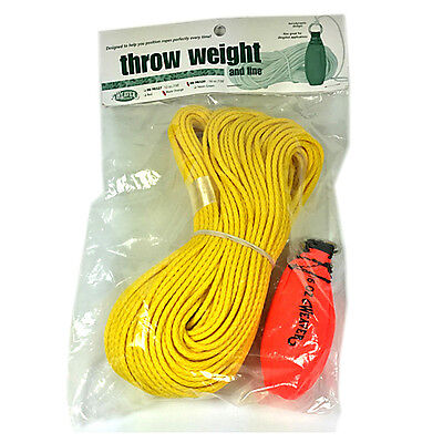 Weaver Arborist Throw Kit 16oz Blaze Orange 0898329BO 08-98329-BO Rigging Bag