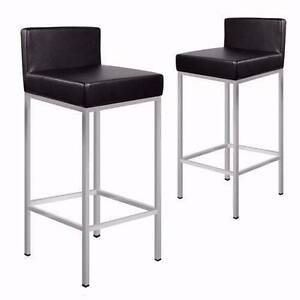 Set of 4 - Varley Bar Stools Albert Park Port Phillip Preview
