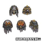 Chaos Space Marine Shoulder Pads