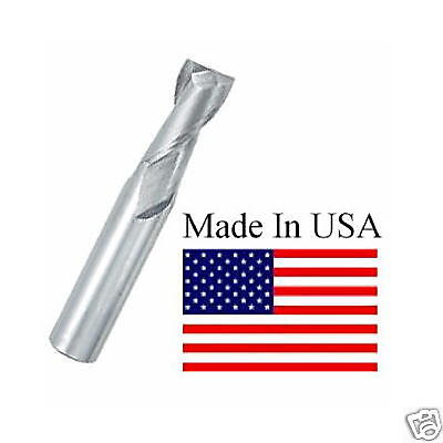 316 2flute Single End Carbide End Mills - Usa - New