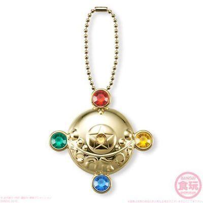 Sailor Moon - Miniaturely Tablet Part 4 Keychain Toy - Manga Style Locket