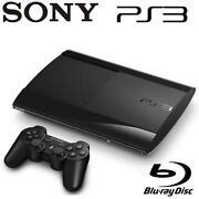 Sony PlayStation 3 Slim Console 12GB