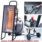 Propane Garage Heater