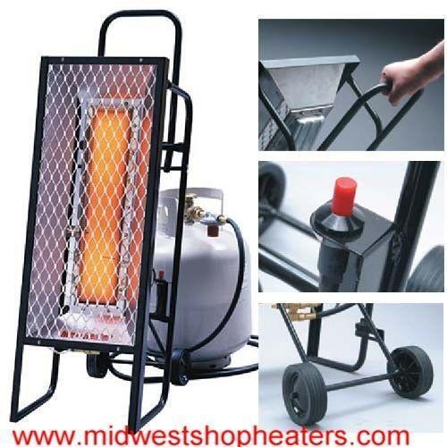 Propane Shop Heater >> Propane Garage Heater Ebay