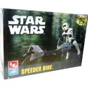 Star Wars Speeder Bike Model