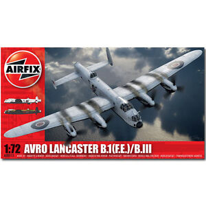 AIRFIX A08013 Lancaster BI/BIII 1:72 Aircraft Model Kit