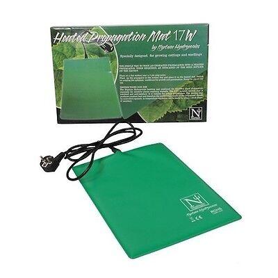 Tappetino Riscaldante 35X25cm 17W per Germinazione in Grow Box e Mini Serre