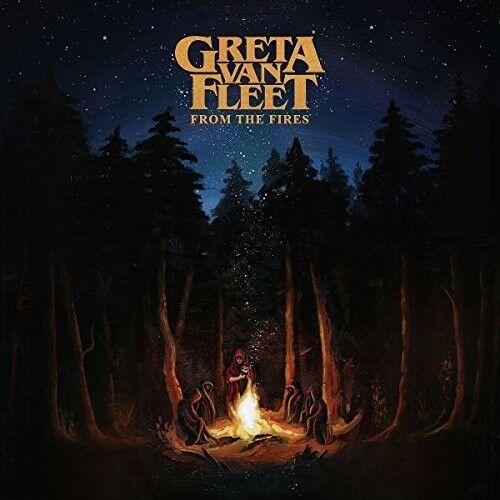 Greta Van Fleet - From The Fires [new Cd]