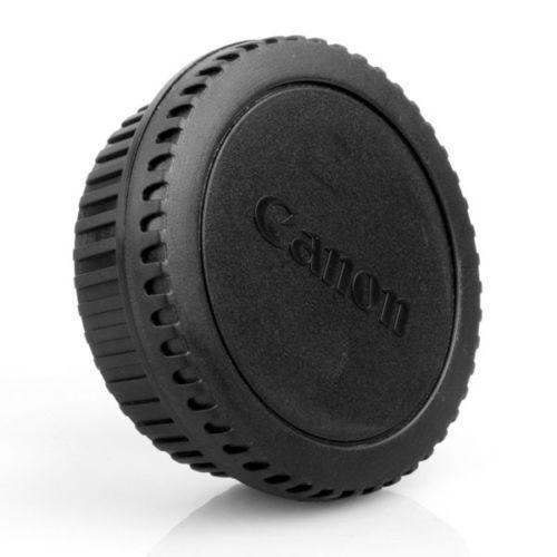 New Body Front + Rear Lens Cap Cover for Canon EOS EF EF-S Lens DSLR Camera
