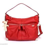 Leather Baby Bag