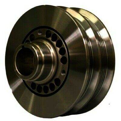 Engine Harmonic Balancer-Race Performance 25/% Underdrive Dayco PBU1190SS25
