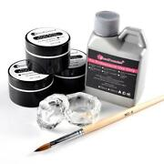 Acrylic Nail Powder Liquid Set