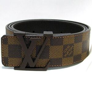Brand New Louis Vuitton Brown On Brown Damier Real Leather