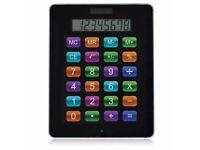 Ipad Style Jumbo Calculator Ideal Fun Christmas Present