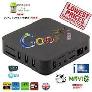 Android TV Box Dual Core