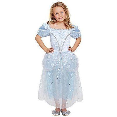 CLEARANCE Girls Lost Shoe Princess/Cinderella Book Week  Fancy Dress Costume - Lost Girl Kostüm
