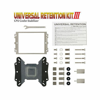 Retention Kit (Scythe SCURK-3000 Universal Retention Kit III CPU Cooler Stabilizer)