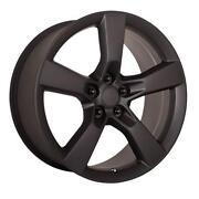 Camaro RS Wheels