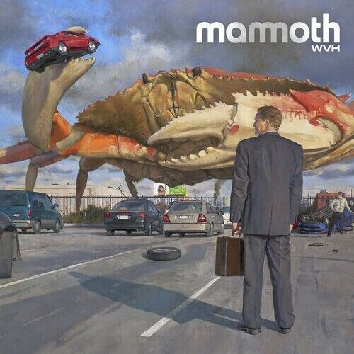 Mammoth Wvh Explicit Version [CD New]