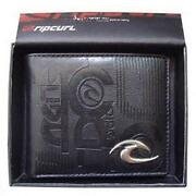 Mens Ripcurl Wallet Leather