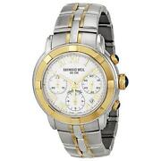 Raymond Weil Gold Mens Watch
