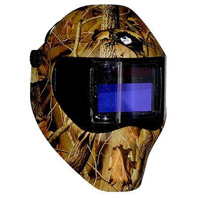 New Save Phace Rfp Welding Helmet 40vizi4 40sq Inch Lens 4 Sensor - Warpig