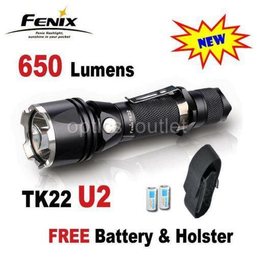 Fenix TK22: Flashlights