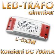 LED Transformator Dimmbar