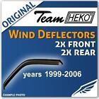 L200 Wind Deflectors