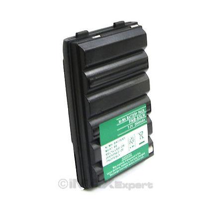 2200Mah Battery For Yaesu Vertex Fnb 83 Ft 60R Ft 60E Ft 250R Ft 270R