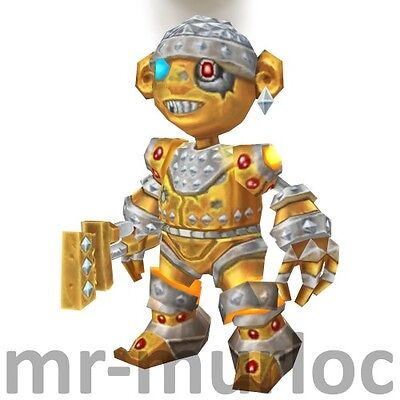Billiges Blingtron-Imitat ✯ Knockoff Blingtron ✯ WoW Pet ✯ Loot Item Haustier