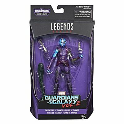 Marvel Guardians of the Galaxy Legends Daughters of Thanos: Nebula, 6-inch