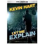 Kevin Hart: Let Me Explain (DVD, 2013, Includes Digital Copy; UltraViolet)