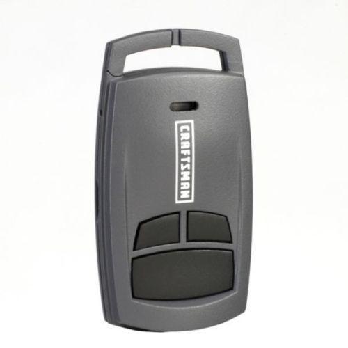 Craftsman Remote Control 3-FUNCTION