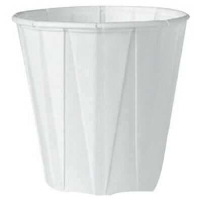 Genpak Gnpf200 Paper Portion Cups 2 Oz. White 5000 Count