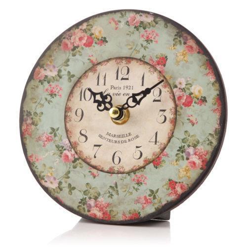 Vintage Mantle Clock 26
