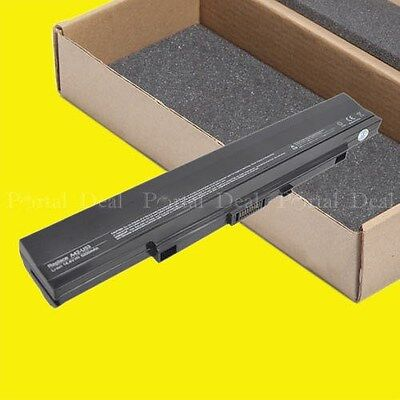 6 Cell Laptop Battery For Asus A42-u53 U53 Series U53f U5...