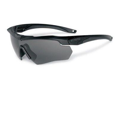 ESS Eyewear Tri-Tech Fit Crossbow Eyeshield 2X Kit with Clear & Smoke Grey Lens