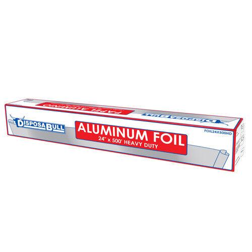 """Value Series FOIL24X500 Foil Roll, 24""""x500"""