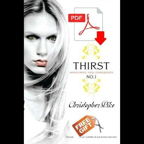 The Last Vampire Thirst Series Lot (1-5) by Christopher Pike [ E-ß00K , PÐF ]
