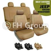 Grand Wagoneer Seat